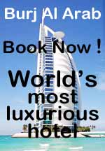 Burj Al Arab Booking